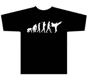 Evolution t-shirt print